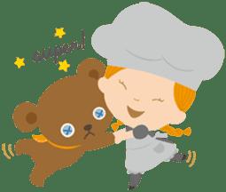 Petit Chou et Creme sticker #383212