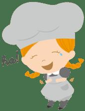 Petit Chou et Creme sticker #383218