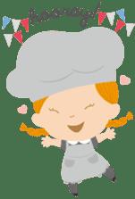 Petit Chou et Creme sticker #383220