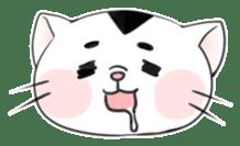 Cat in Osaka sticker #383421