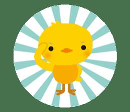 Pipi&Piyo&Pupu sticker #384065