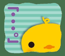 Pipi&Piyo&Pupu sticker #384104