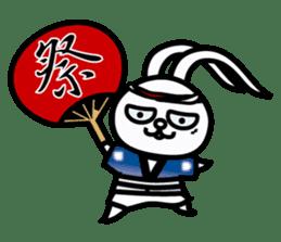 KAI-USAGI sticker #384463