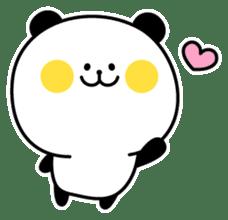 Pan-Pan Panda sticker #384625