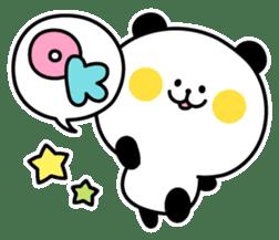 Pan-Pan Panda sticker #384626