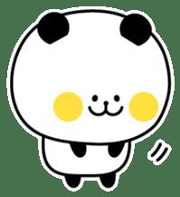 Pan-Pan Panda sticker #384627