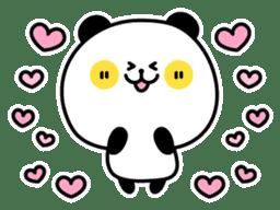 Pan-Pan Panda sticker #384629