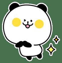 Pan-Pan Panda sticker #384630