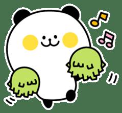 Pan-Pan Panda sticker #384633