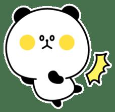 Pan-Pan Panda sticker #384634
