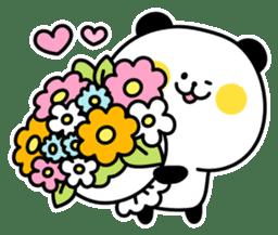 Pan-Pan Panda sticker #384636