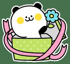 Pan-Pan Panda sticker #384637