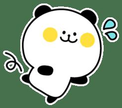 Pan-Pan Panda sticker #384639
