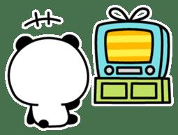 Pan-Pan Panda sticker #384640