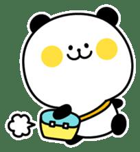 Pan-Pan Panda sticker #384642
