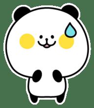 Pan-Pan Panda sticker #384643