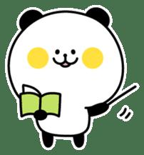 Pan-Pan Panda sticker #384650