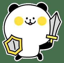 Pan-Pan Panda sticker #384653