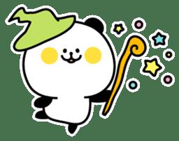 Pan-Pan Panda sticker #384655