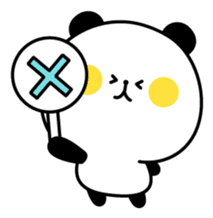 Pan-Pan Panda sticker #384657