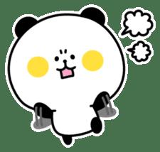 Pan-Pan Panda sticker #384662