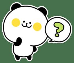 Pan-Pan Panda sticker #384663