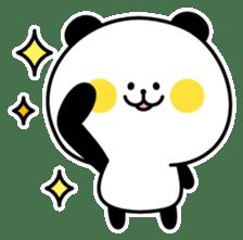 Pan-Pan Panda sticker #384664