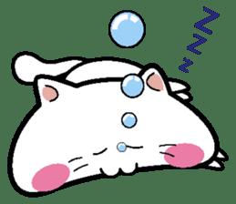 Life of pretty cat Toromi and  Kyubee. sticker #384865