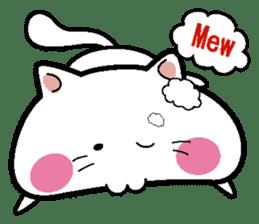 Life of pretty cat Toromi and  Kyubee. sticker #384866