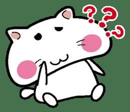 Life of pretty cat Toromi and  Kyubee. sticker #384867