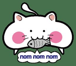 Life of pretty cat Toromi and  Kyubee. sticker #384872