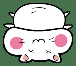 Life of pretty cat Toromi and  Kyubee. sticker #384873