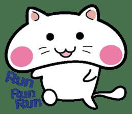 Life of pretty cat Toromi and  Kyubee. sticker #384879