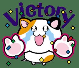 Life of pretty cat Toromi and  Kyubee. sticker #384892