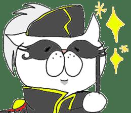 wanjiro sticker #385061