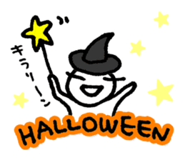 KAZURIN 8: Halloween version sticker #385187