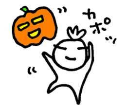 KAZURIN 8: Halloween version sticker #385189