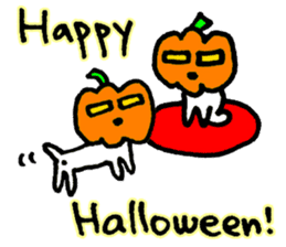 KAZURIN 8: Halloween version sticker #385192