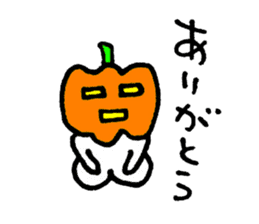 KAZURIN 8: Halloween version sticker #385194
