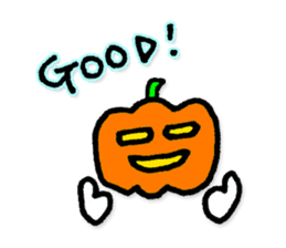 KAZURIN 8: Halloween version sticker #385195