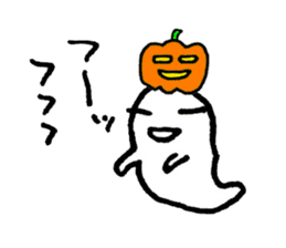 KAZURIN 8: Halloween version sticker #385196