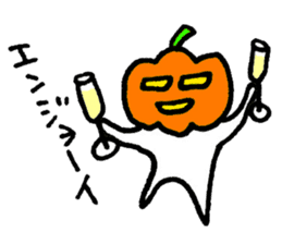 KAZURIN 8: Halloween version sticker #385200