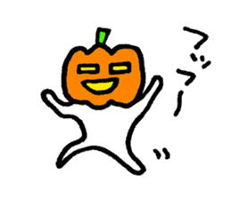 KAZURIN 8: Halloween version sticker #385206