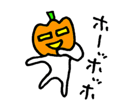 KAZURIN 8: Halloween version sticker #385214