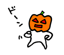 KAZURIN 8: Halloween version sticker #385220