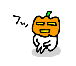 KAZURIN 8: Halloween version sticker #385222
