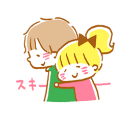LOVE LOVE LOVE!!! by Kanahei sticker #385407