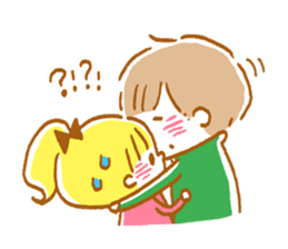 LOVE LOVE LOVE!!! by Kanahei sticker #385415