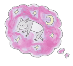 baku baku sticker #385748