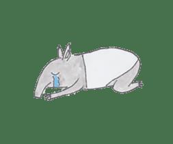baku baku sticker #385750